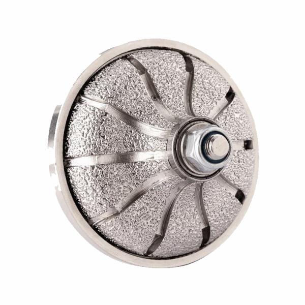 Brazed Diamond Hand Profiling Wheel