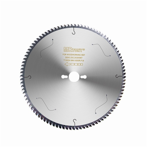 Saw Blades For Cutting Laminated Panels