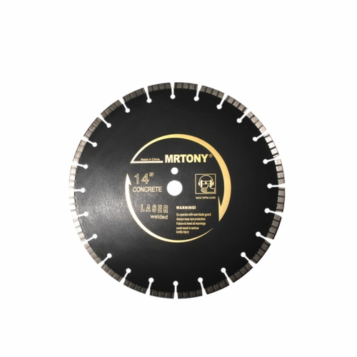 Silver-Copper Brazed Circular Saw Blades